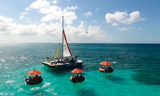 Sailing Cruises On 40ft