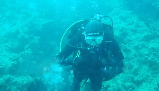 Introductory Scuba To Tiran Island In South Sinai