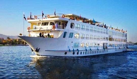 Nile Boat Cruise Holidays In South Sinai