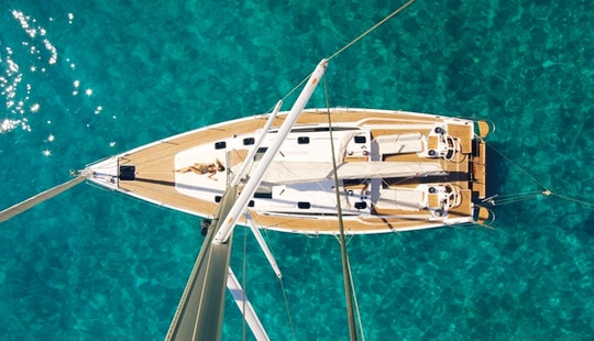 Cruising Monohull Rental In Trogir
