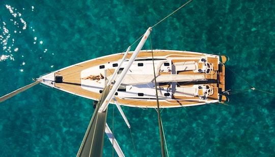 Cruising Monohull Rental In Trogir