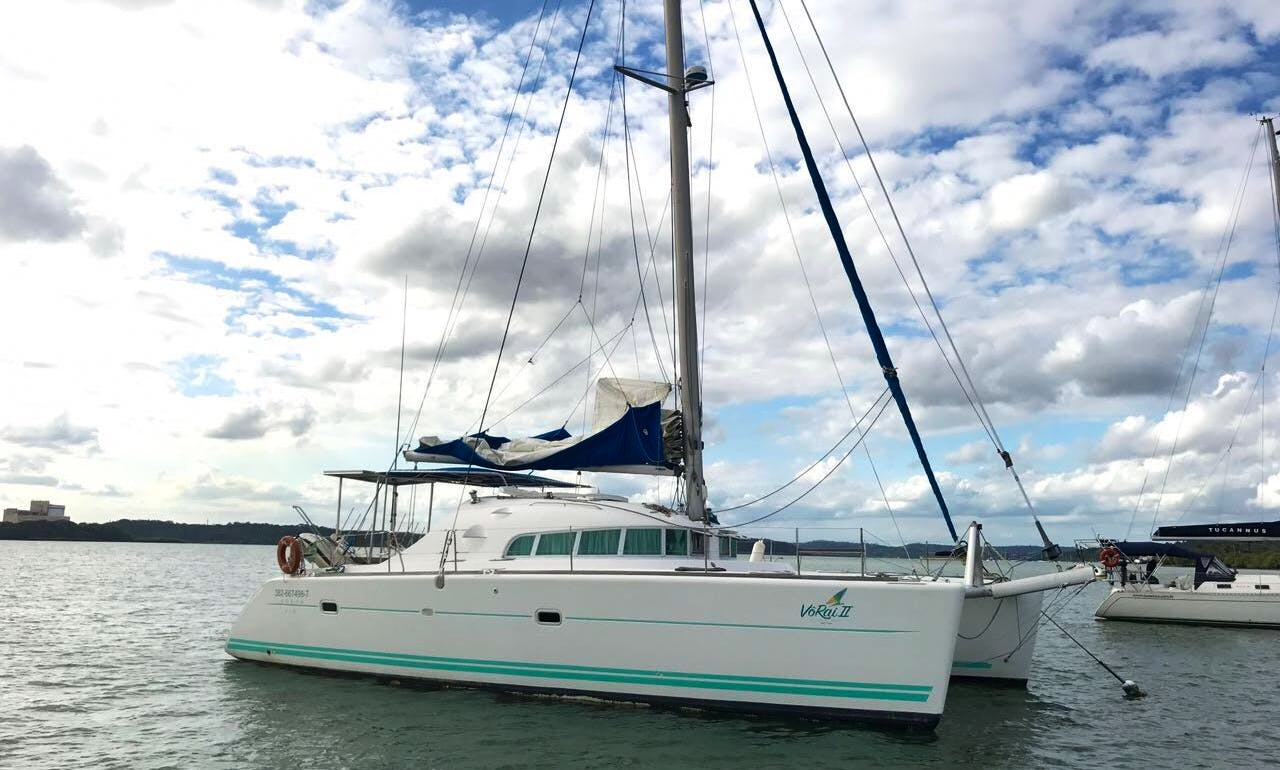 Flawless Lagoon 41 Cruising Catamaran in Salvador, Brazil