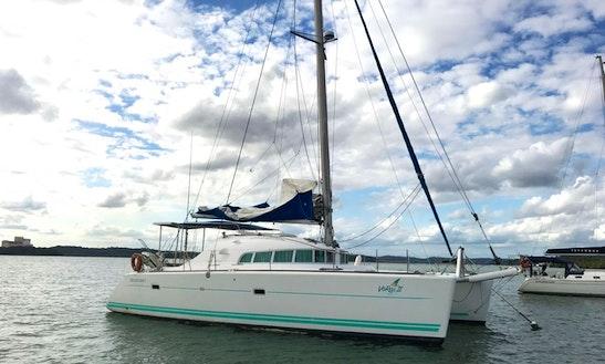Cruising Catamaran Rental In Salvador