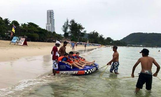 Enjoy Tubing In Tambon Patong, Thailand