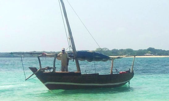 Traditional Boat Sail In Zanzibar Island With A Local Skipper!