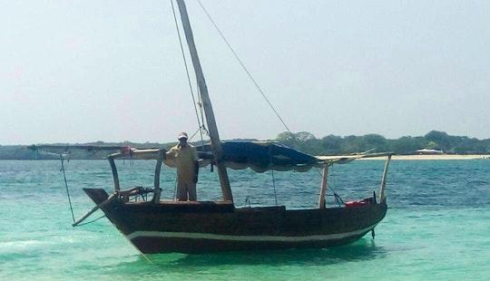 Traditional Boat Sail In Zanzibar Island With A Local Skipper!
