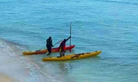 Enjoy Kayak Rentals in Zanzibar, Tanzania
