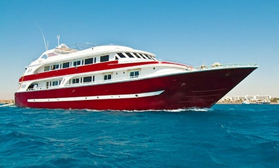 Diving Safari Liveaboard In Egypt