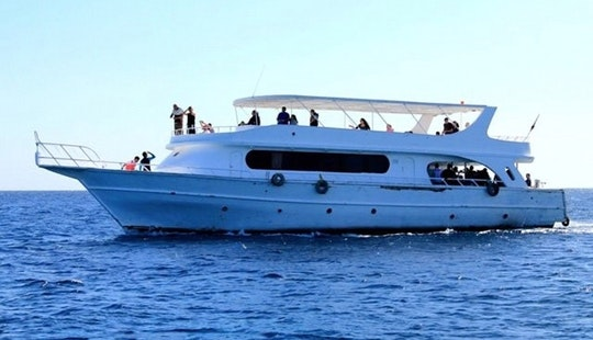 Dive Charter In Egypt