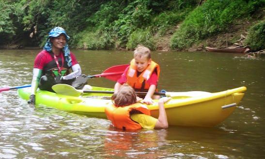 Kayak Rental In Kuching