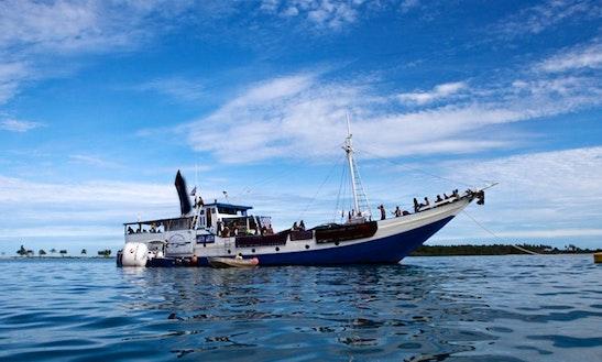 The Indies Explorer Surf Charters In & Around The Islands Of Mentawai, Telos, & Nias