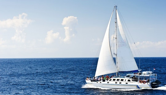 Aristocat Sailing Catamaran Day Or Evening Cruises