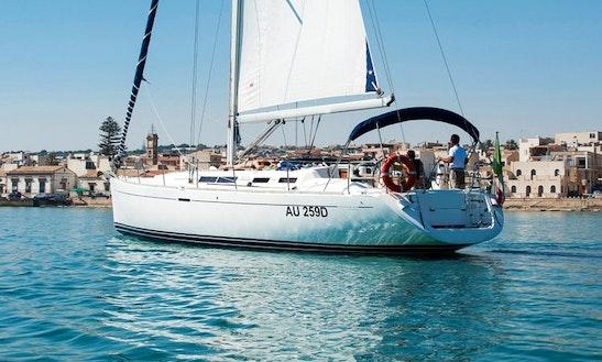 Dufour 455 Grand Large Charter In Marina Di Ragusa