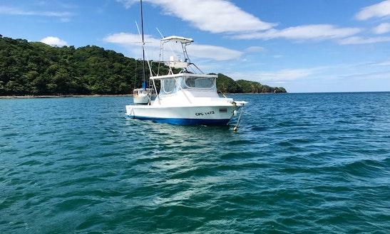 Passenger Boat Fishing Charter In La Cruz