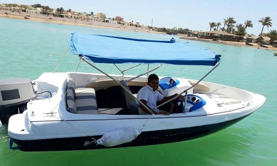 Unfogetable Ocean Adventure On A Bowrider In Red Sea Governorate, Egypt