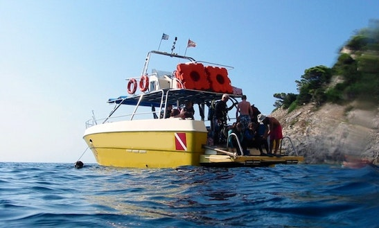 Try Diving In Zakinthos