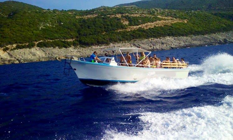 Boat Trips In Zakynthos