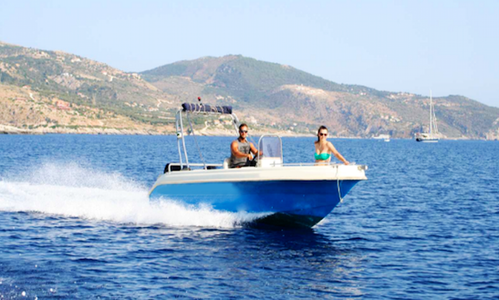Rent A Center Console In Volimes, Greece