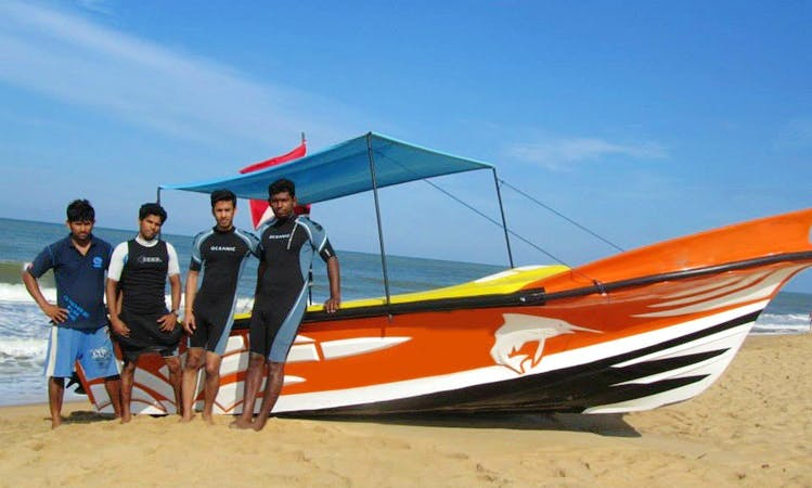 Exciting Snorkeling and Fun Diving Trips with Certified Instructors in Sri Lanka!