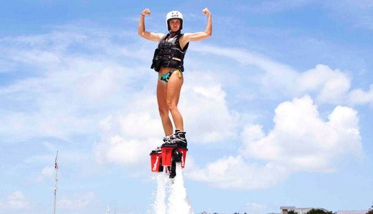 Enjoy Your Flyboard In Denpasar Selatan, Indonesia Like Never Before!