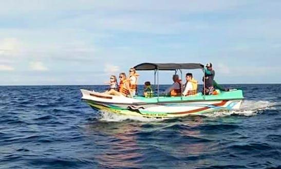 Cruise Around Kalpitiya, Sri Lanka On A Dinghy Charter