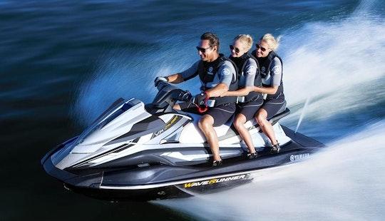 Jet Ski Rental In Trogir, Croatia
