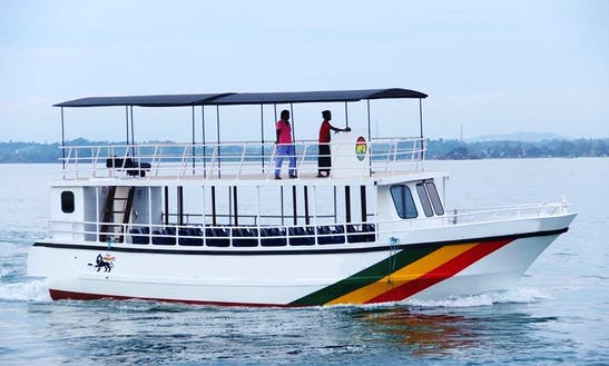 Passenger Boat Rental And Whale Watching In Mirissa, Sri Lanka