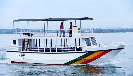 Passenger Boat Rental And Whale Watching In Mirissa, Sri Lanka