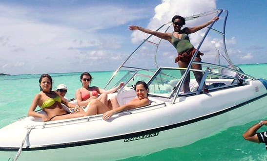 Take A Chartered Cruise On A Bowrider In Malé, Maldives