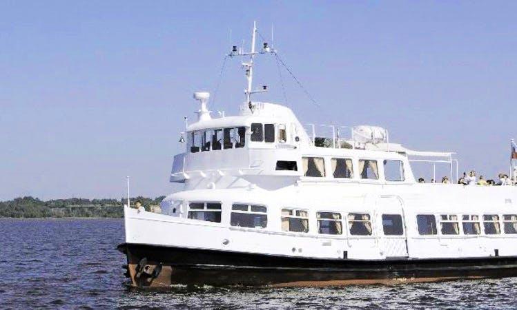 Passenger Boat Rental in Russia
