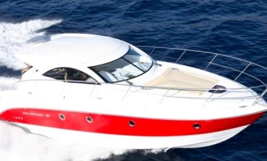 Rent The 2007 Beneteau Montecarlo 37 Motor Yacht In L'estartit, Catalunya