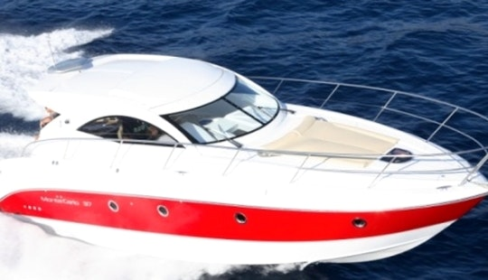 Rent The 2007 Beneteau Montecarlo 37 Motor Yacht In L'estartit, Catalunya