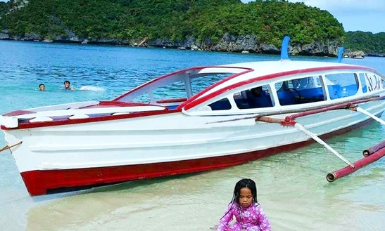 Charter A 15 Person Traditional Boat In Alaminos, Philippines For You Next Hundred Island Adventure