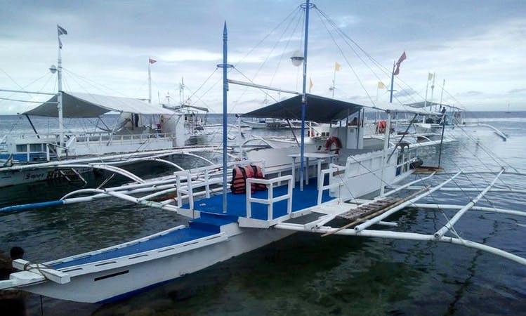 Cordova Traditional Boat for 20 Person!