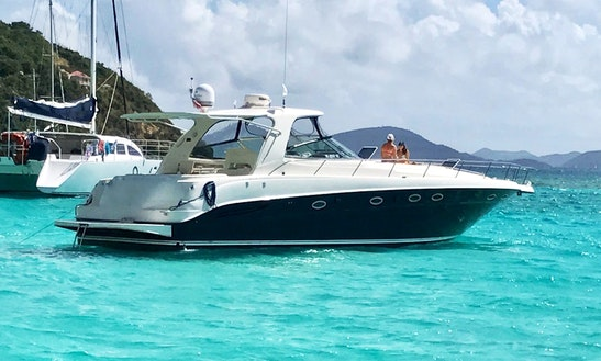 Motor Yacht Rental In St. Thomas