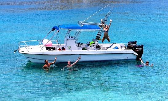 26' Twin Vee Power Catamaran In St Thomas
