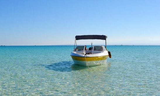 Charter A Bowrider In El Gouna, Red Sea Governorate, Egypt