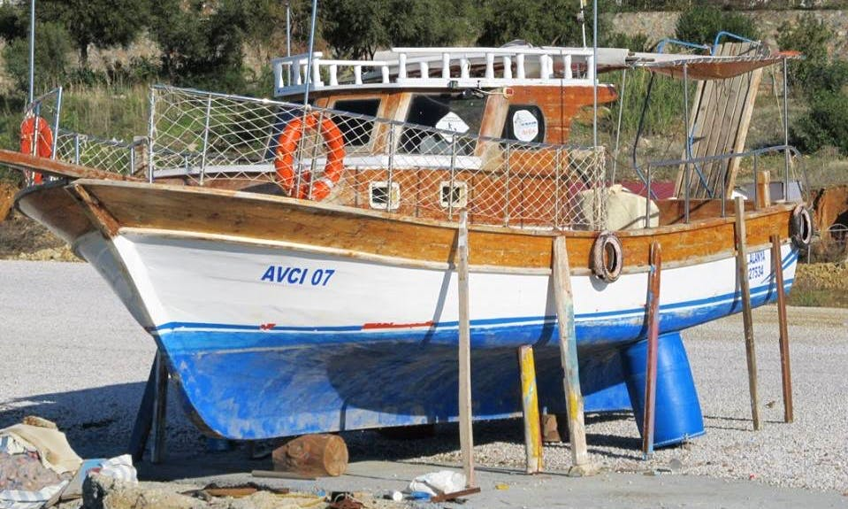 Fantastic Fishing Trip in Antalya, Turkey with Umit