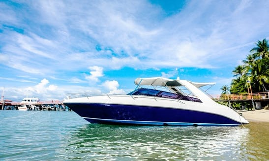 Island Hopping Or Sunset Tour Charter On A Bowrider In Ko Samui, Thailand