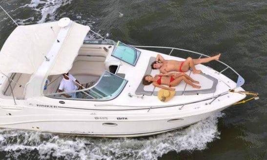 Cruise In Style On A Motor Yacht Charter In Anjuna, Goa