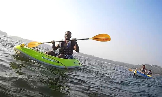 Rent A Kayak In Anjuna, Goa