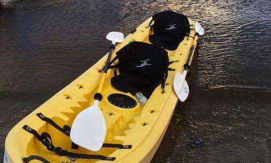Kayak In Hollywood Beach
