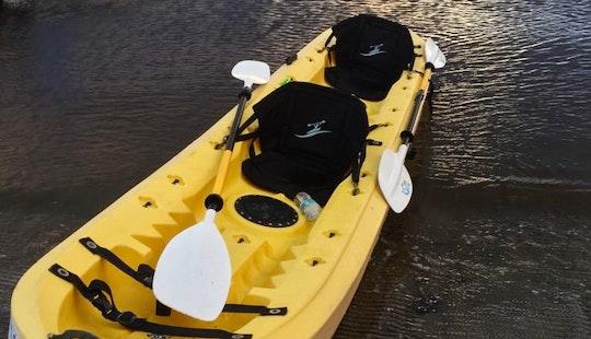 Kayak In Hollywood Beach, Florida