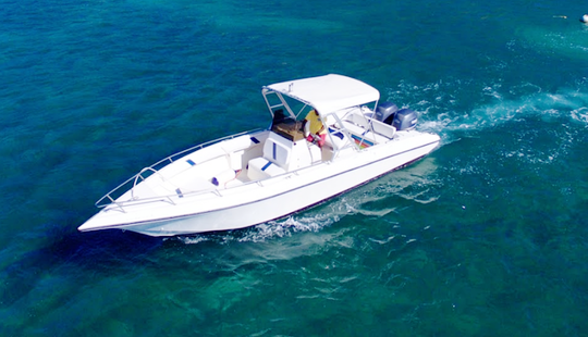 Charter 29' Tell Me Center Console In Parham Town, British Virgin Islands