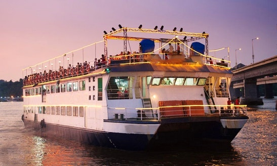 Daily Evening Boat Cruise On The M.v. Paradise-ii In Goa