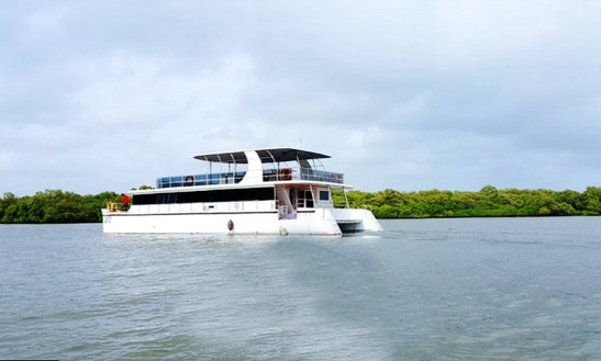 Charter On Catamaran Corporate Boat In Panjim