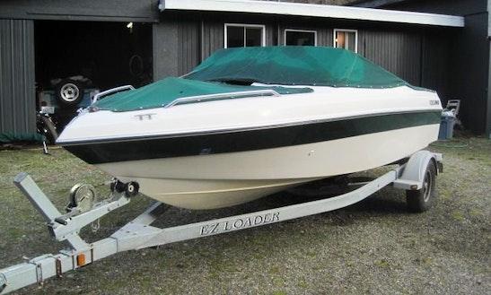 Rent This Bowrider On Lake Union !