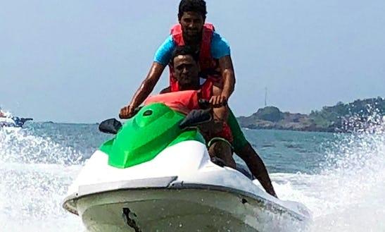 Book A Jet Ski Ride In Malvan, India