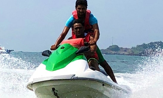 Book A Jet Ski Ride In Malvan, India