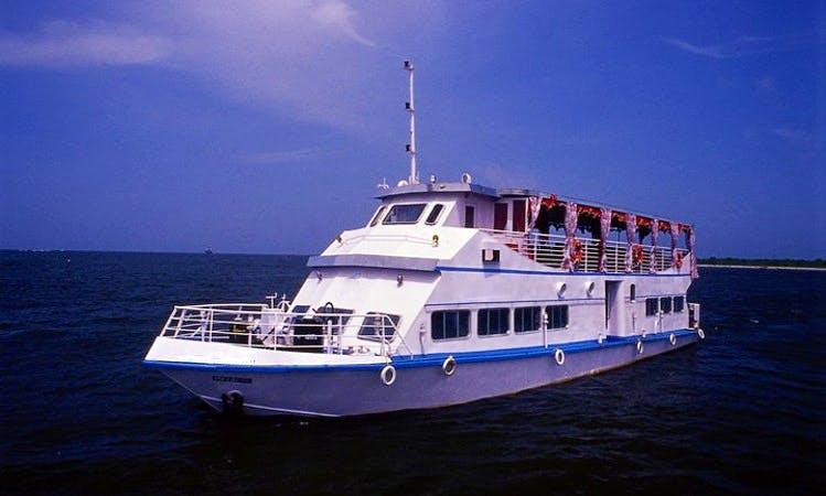 50 Person Boat Cruise in Kochi